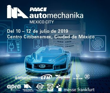 INA PAACE Automechanika Mexico City 2019