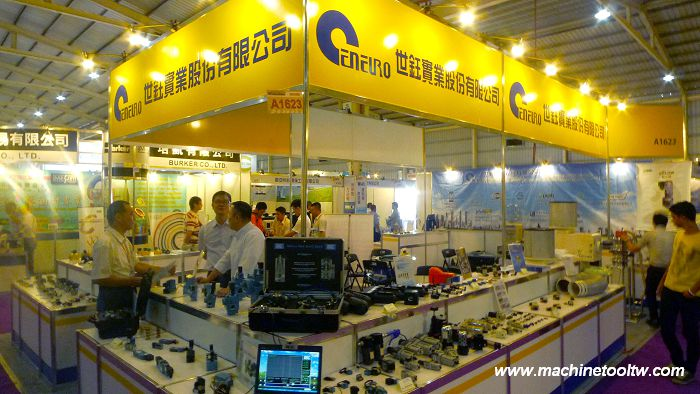 Taichung Manchine Tool Exh. 2013 Report-2