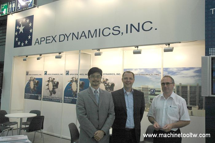 2013 EMO Hannover Exhibition Photo - 1