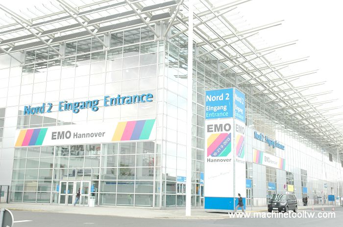 2013 EMO Hannover Exhibition Behind the Scenes