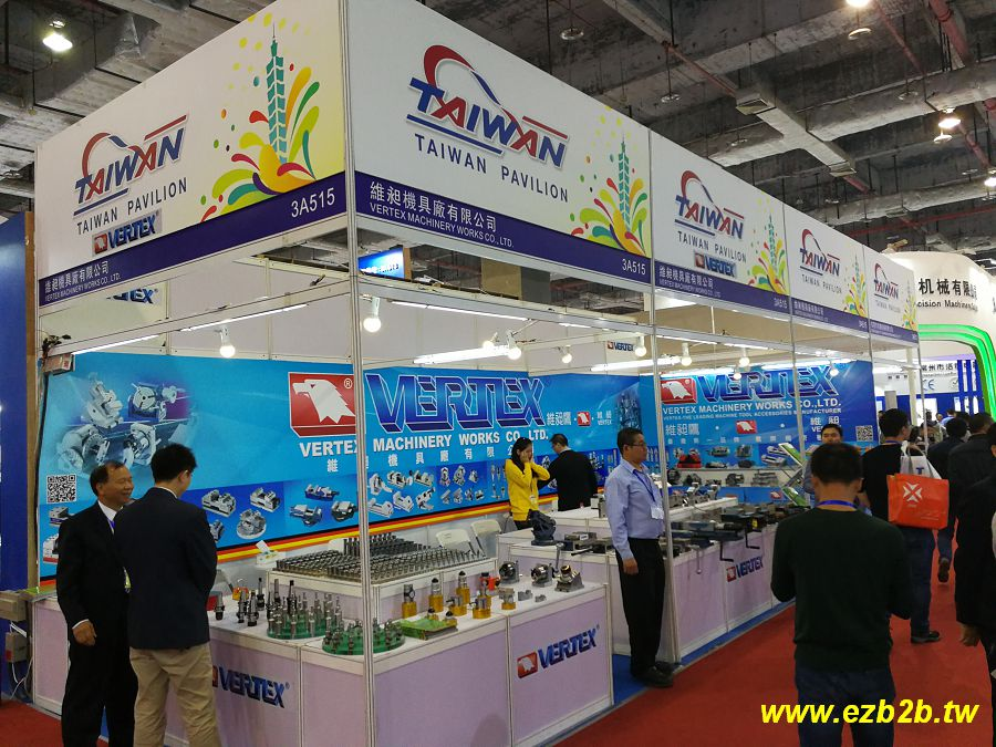 Dongguan International Mould and Metalworking Exhibition-PHOTOS