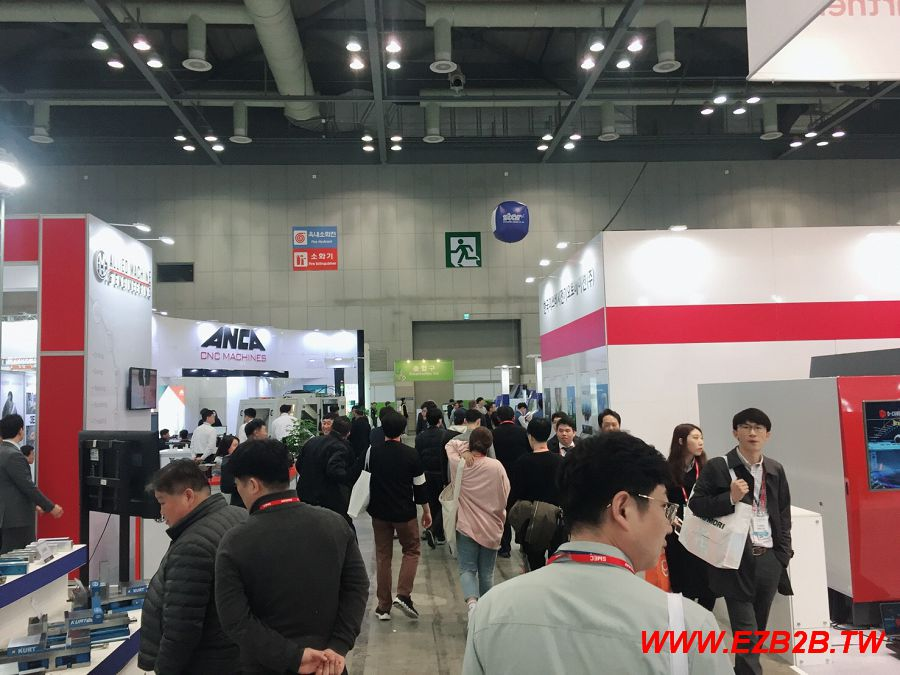 Seoul International Manufacturing Technology Show-photos