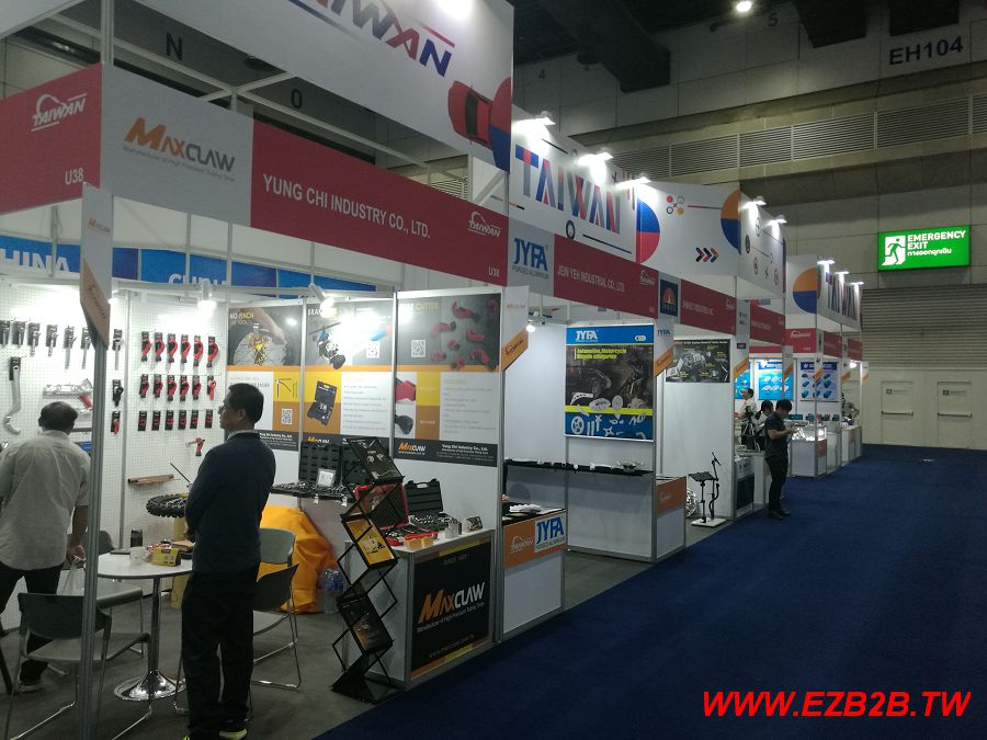 The 8th Thailand Auto Parts & Accessories -photos