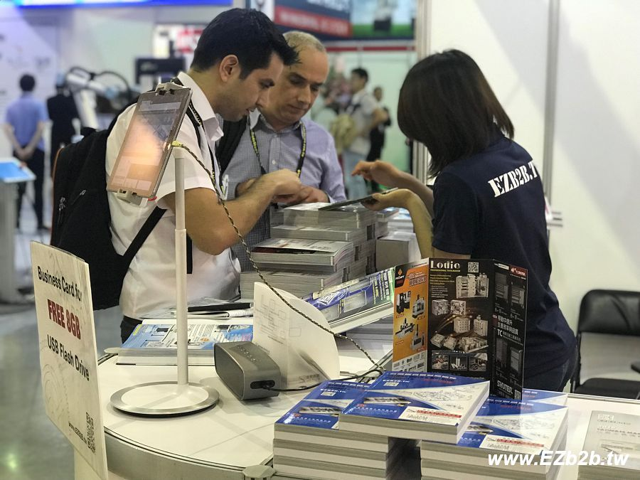 Taipei Intelligent Machinery & Manufacturing Technology Show (iMTduo)-Photos