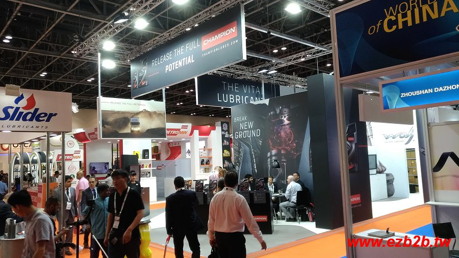 The 16th Automechanika Dubai-PHOTOS
