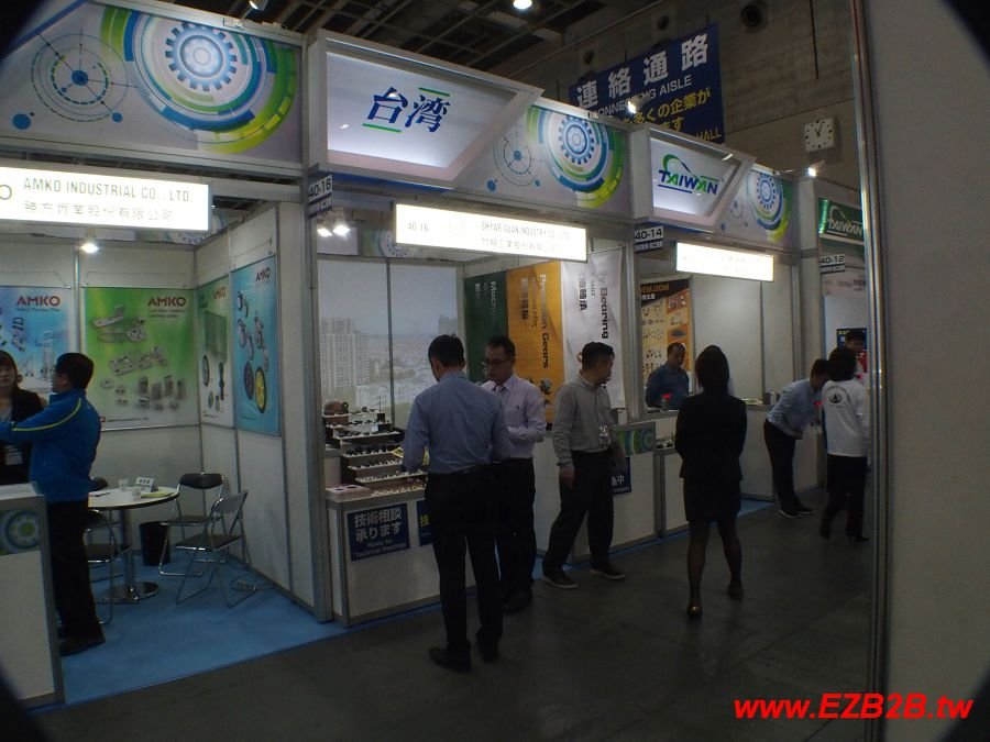 2018 Mechanical Components & Materials Technology Expo-Photos