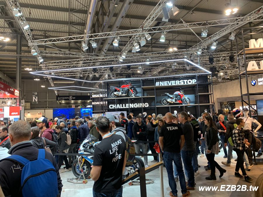 EICMA 2019-PHOTOS