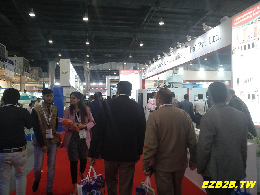 Indiaplast 2019 -PHOTOS