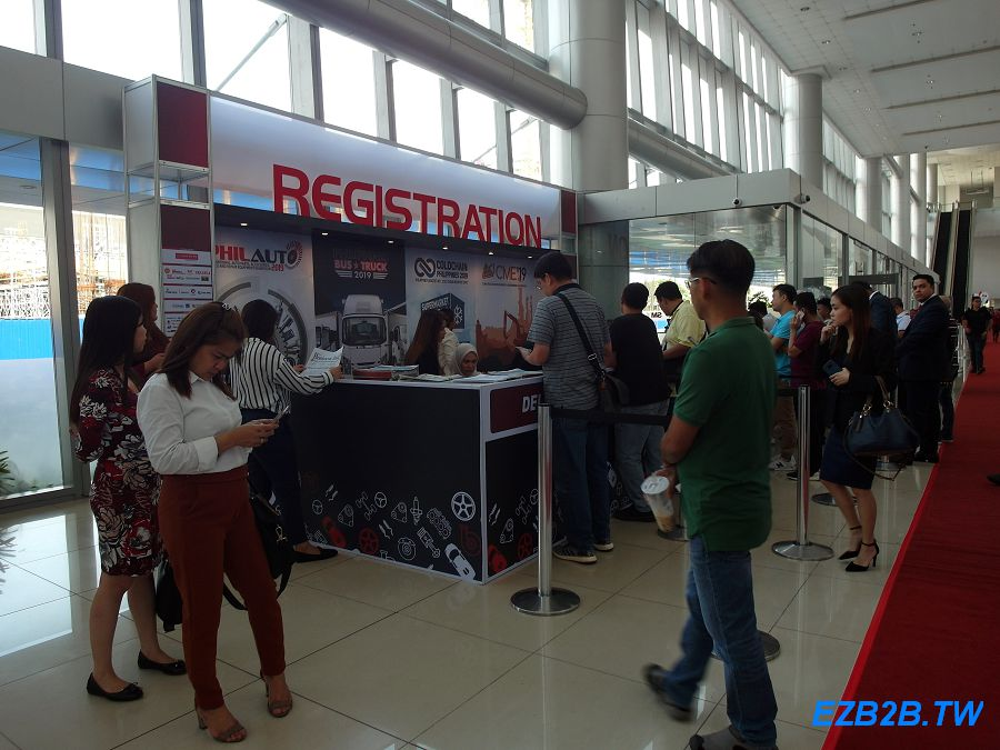 The 6th PHILAUTO 2019-Photos