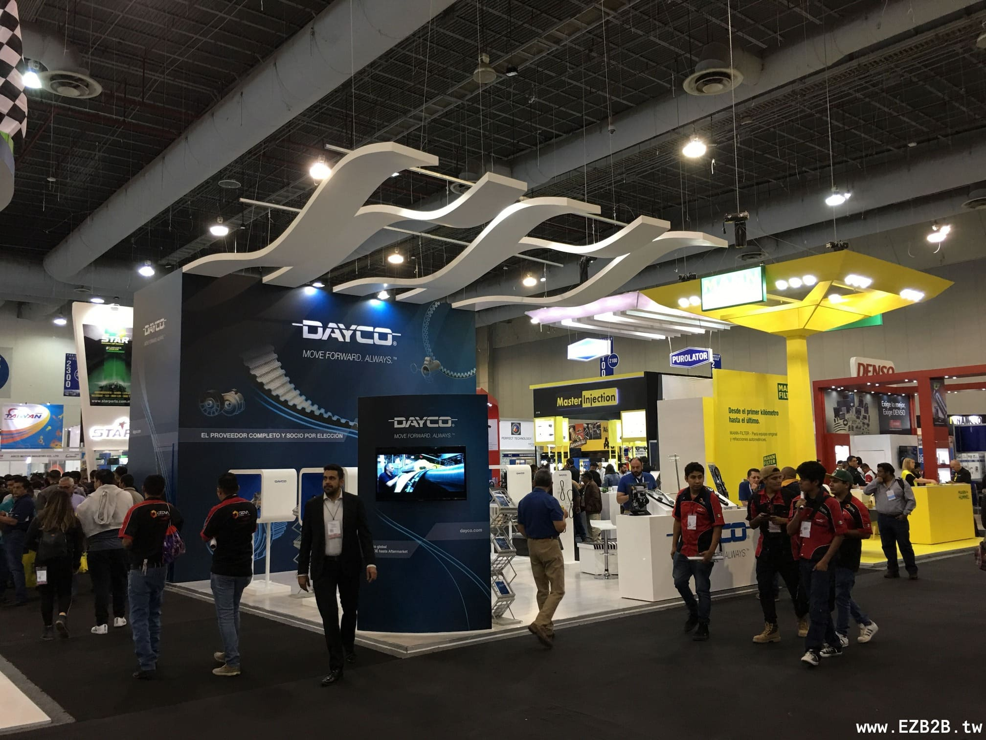 INA PAACE Automechanika Mexico City 2019 Photo