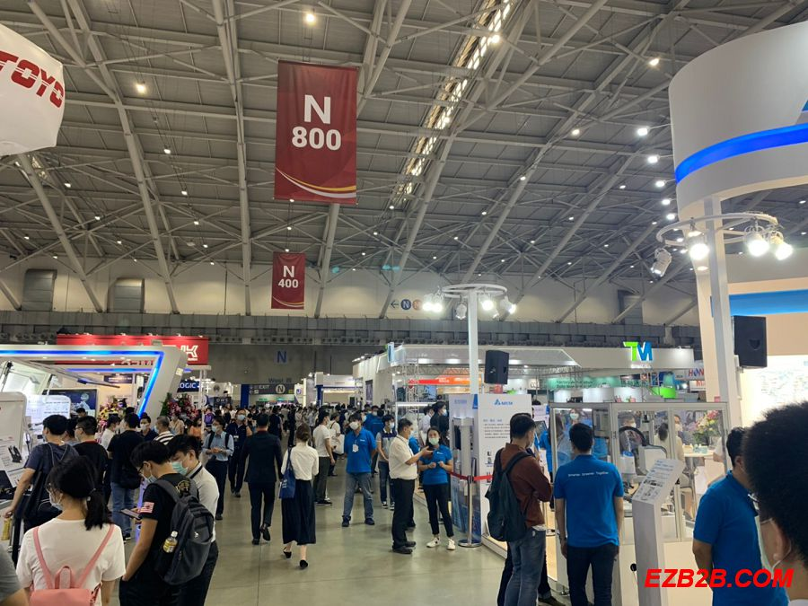 Taipei Industrial Automation & Taipei Mold 2020-PHOTOS