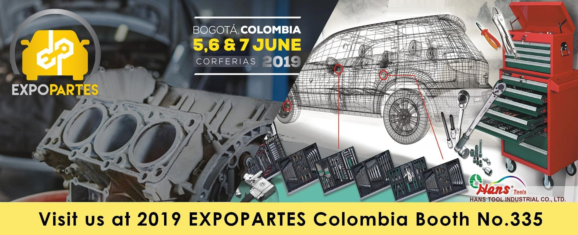ExpoPartes Colombia
